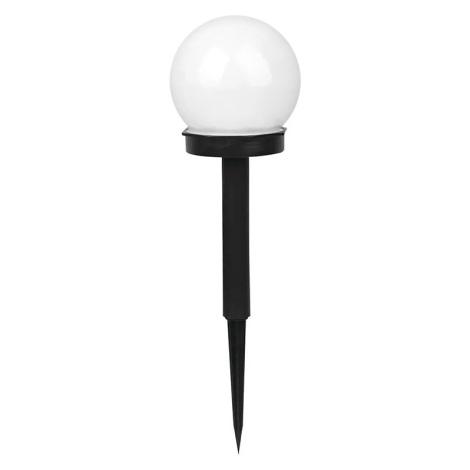 LED Lampă solară cu senzor crepuscular IP44