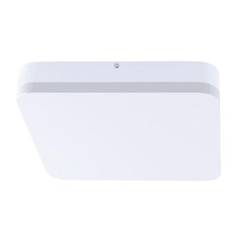 LED plafonieră baie LED/24W/230V 28x28 cm