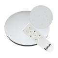 LED Plafonieră cu telecomandă LED/42W/230V 40 cm