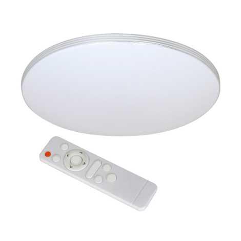 LED Plafonieră cu telecomandă SIENA LED/30W/230V 350x80mm