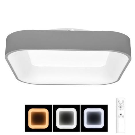 LED Plafonieră dimmabilă LED/40W/230V gri