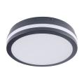 LED Plafonieră exterior cu senzor BENO LED/18W/230V IP54