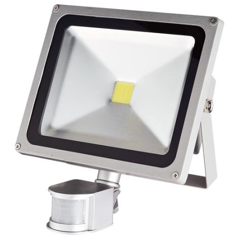 LED Proiector cu senzor 1xLED/30W/230V IP44