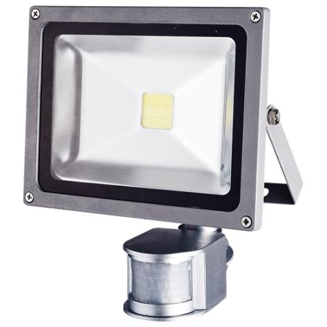 LED Proiector cu senzor TOMI MCOB/20W - GXLS055
