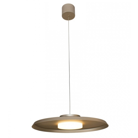 LEDKO 00445 - LED lampa suspendata LED/11W/230V aurie