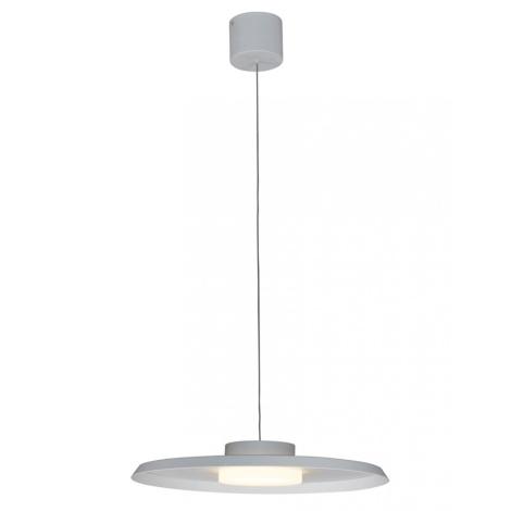 LEDKO 00446 - LED lampa suspendata LED/11W/230V alba