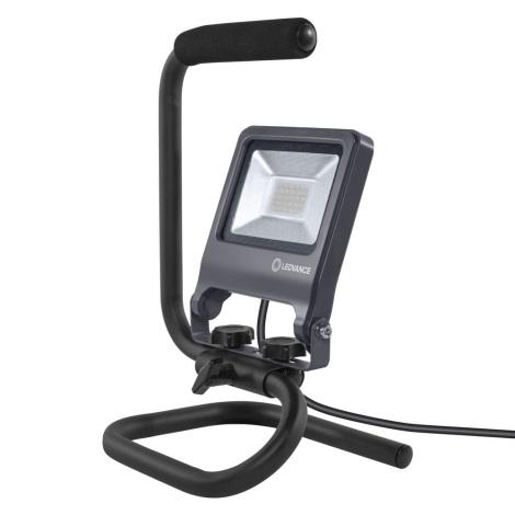 Ledvance - Proiector LED cu suport S-STAND LED/20W/230V IP65