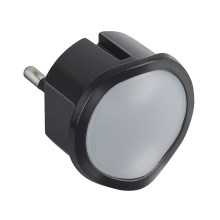 Legrand 50677 - LED Lampa de noapte dimmabila in priza PL9 LED/0,06W/230V