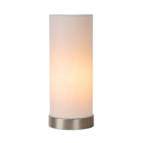 Lucide 03508/01/31 - Lampa de masa TUBI 1xE14/40W/230V alb