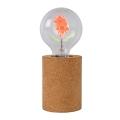 Lucide 03519/03/43 - Lampă de masă LED CORKY - FLOWER 1xE27/3W/230V