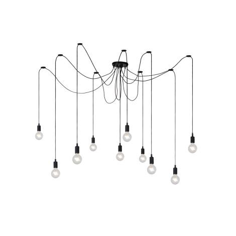 Lucide 08408/10/30 - Lampa suspendata FIX MULTIPLE 10xE27/60W/230V