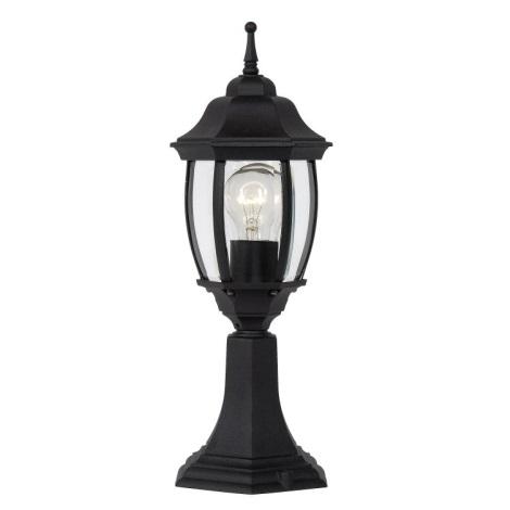 Lucide 11834/01/30 - Lampa exterior TIRENO 1xE27/60W/230V negru