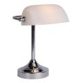 Lucide 17504/01/11 - Lampa de masa BANKER 1xE14/ESL 11W/230V