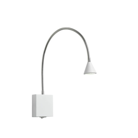 Lucide 18293/03/31 - LED Aplică perete spot BUDDY LED/3W/230V alb