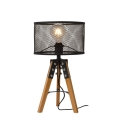 Lucide 20508/81/30 - Lampa de masa ALDGATE 1xE27/40W/230V