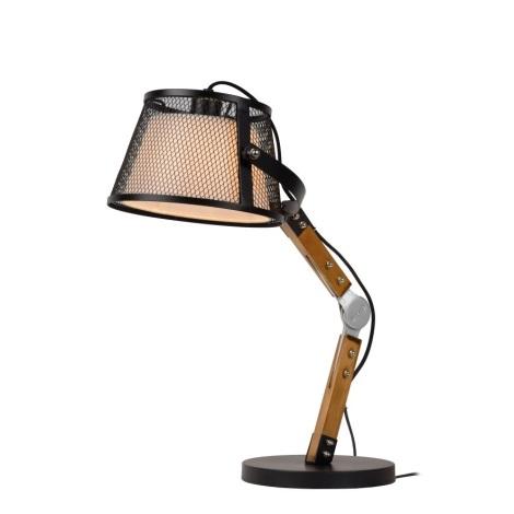 Lucide 20509/81/30 - Lampa de masa ALDGATE 1xE27/40W/230V