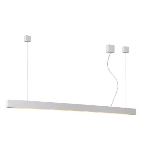 Lucide 23418/16/31 - Lampa suspendata LED LINO 1xG5/16W/230V alba