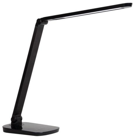 Lucide 24656/10/30 - Lampa de masa LED VARIO LED LED/8W/230V negru