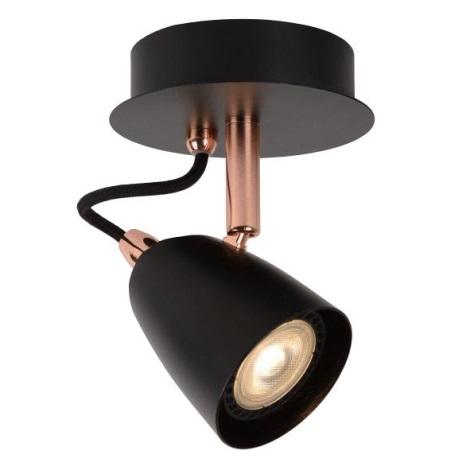 Lucide 26956/05/17 - Lampa spot LED RIDE-LED 1xGU10/5W/230V cupru