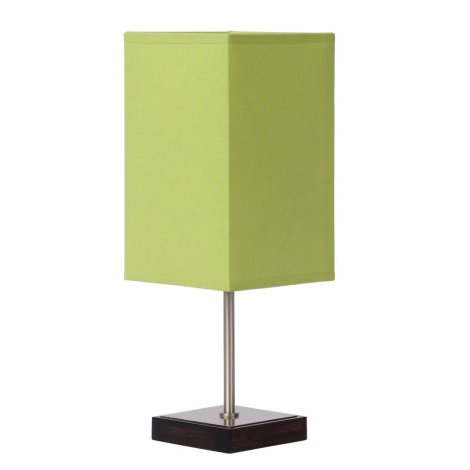 Lucide 39502/01/85 - Lampa de masa DUNA-TOUCH 1xE14/40W/230V verde