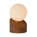 Lucide 45561/01/70 - Lampă de masă LEN 1xG9/40W/230V