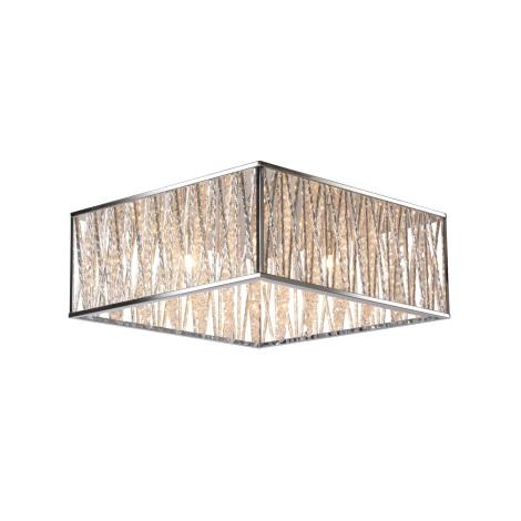 Lucide 70177/24/11 - Plafoniera de cristal VIRO 4xG9/42W/230V