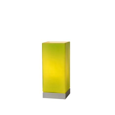 Lucide 71529/01/85 - Lampa de masa COLOUR-TOUCH 1xE14/40W/230V verde