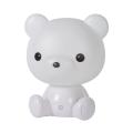 Lucide 71590/03/31 - LED Veioză de noapte copii DODO LED/3W/230V ursuleț alb