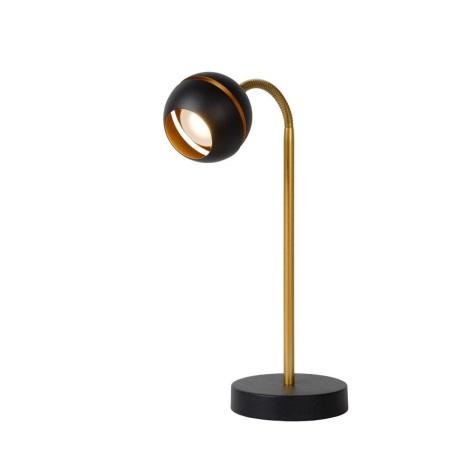 Lucide 77675/05/30 - LED lampa de masa BINARI LED/5W/230V negru