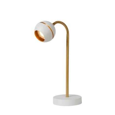 Lucide 77675/05/31 - LED lampa de masa BINARI LED/5W/230V alb