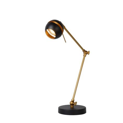 Lucide 77676/05/30 - LED lampa de masa BINARI LED/5W/230V negru