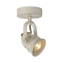 Lucide 77974/05/21 - Lampa spot LED CIGAL 1xGU10/5W/230V alb antic