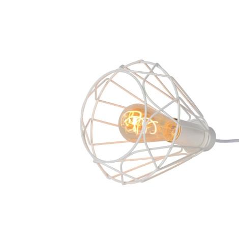 Lucide 78585/01/31 - Lampă de masă KYARA 1xE27/60W/230V