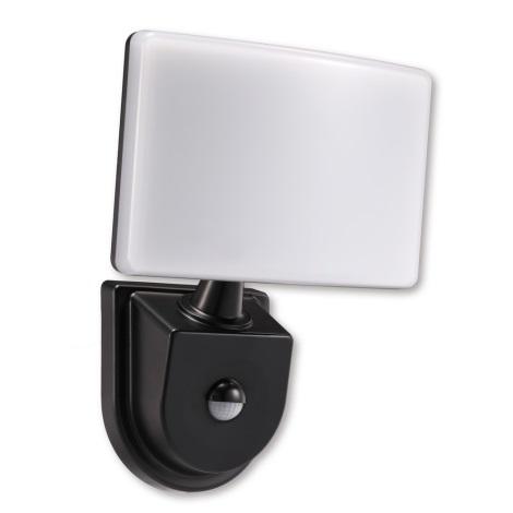 Lumina de sus Marbella C PIR - Spot LED cu senzor MARBELLA LED/15W/230V IP65
