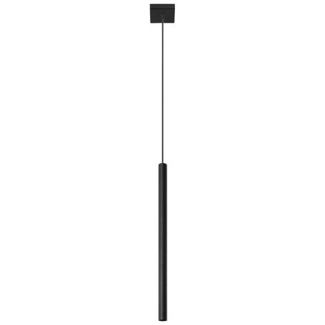 Lustră pe cablu PASTELO 1 1xG9/40W/230V negru