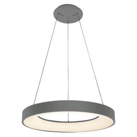 Luxera 18406 - LED Lustră pe cablu dimmabilă GENTIS 1xLED/50W/230V