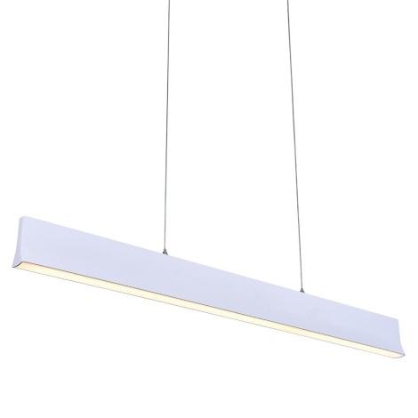Luxera 18414 - LED Lustră pe cablu dimmabilă OBLO 1xLED/30W/230V