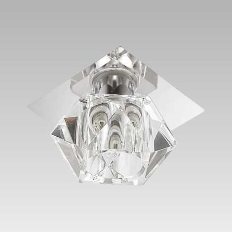 LUXERA 34041 - Plafoniera LED ZENITH 1xLED/5W