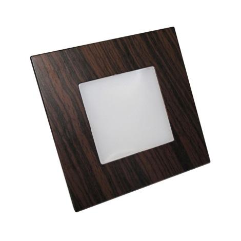 Luxera 48306 - Corp de iluminat LED orientare STEP LIGHT 16xLED SMD/1W/230V