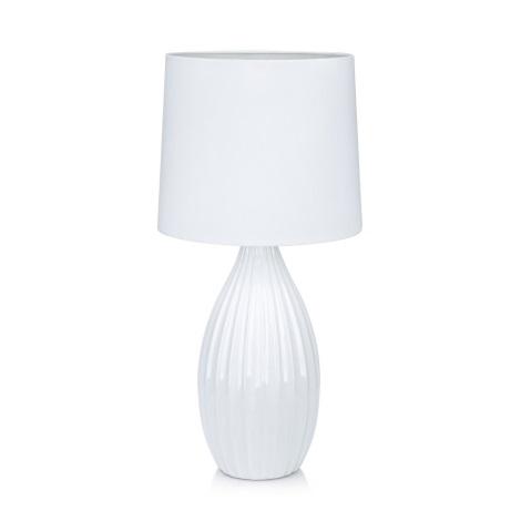 Markslöjd 106887 - Lampă de masă STEPHANIE 1xE27/60W/230V