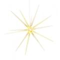 Markslöjd 704429 - Decorațiuni de crăciun LED BRIGHT LED/4xAA galben