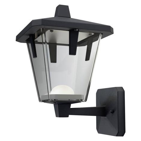 Osram - Aplică perete exterior LED ENDURA LED/10W /230V IP44 negru