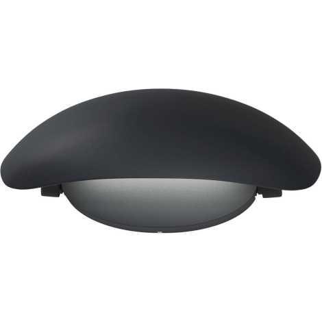 Osram - Aplică perete exterior LED ENDURA LED/12W /230V IP44 negru