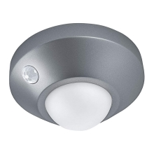 Osram - Iluminat de orientare LED cu senzor NIGHTLUX LED/1,7W/3xAAA IP54