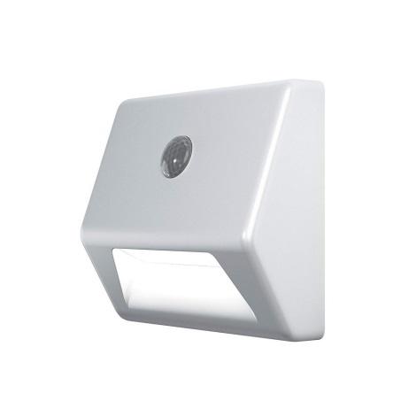 Osram - Iluminat scară LED cu senzor NIGHTLUX LED/0,25W/3xAAA bílý IP54