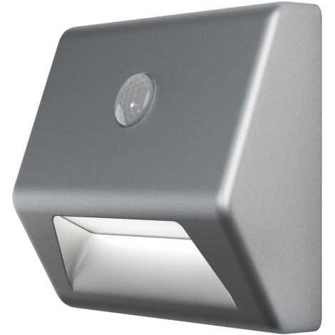 Osram - Iluminat scară LED cu senzor NIGHTLUX LED/0,25W/3xAAA IP54