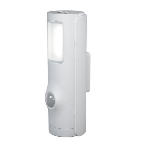 Osram - Iluminat scară LED cu senzor NIGHTLUX LED/0,35W/3xAAA alb IP54
