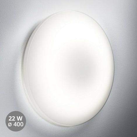 Osram - LED Lampă exterior cu senzor SILARA LED/22W/230V IP44