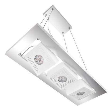 Osram - Lustră LED TRESOL 3xLED/4,5W/230V