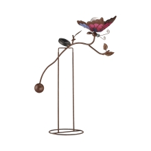 Paul Neuhaus 19724-48 - LED Lampă solară BUTTERFLY LED/0,06W IP44